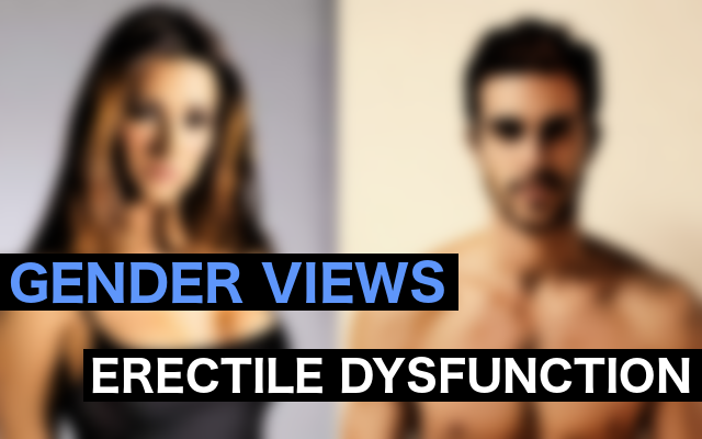 Erectile dysfunction opinions