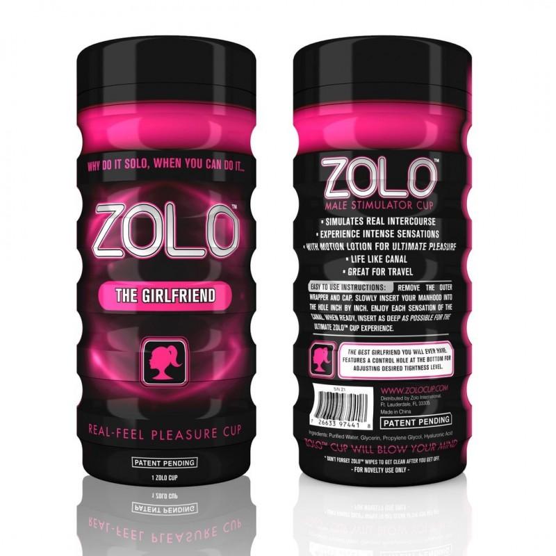 Zolo Girlfriend Cup