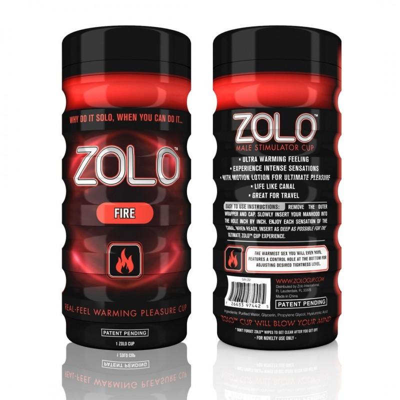 Zolo Fire Cup