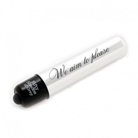 Fifty Shades of Grey We Aim To Please Vibrating Bullet
