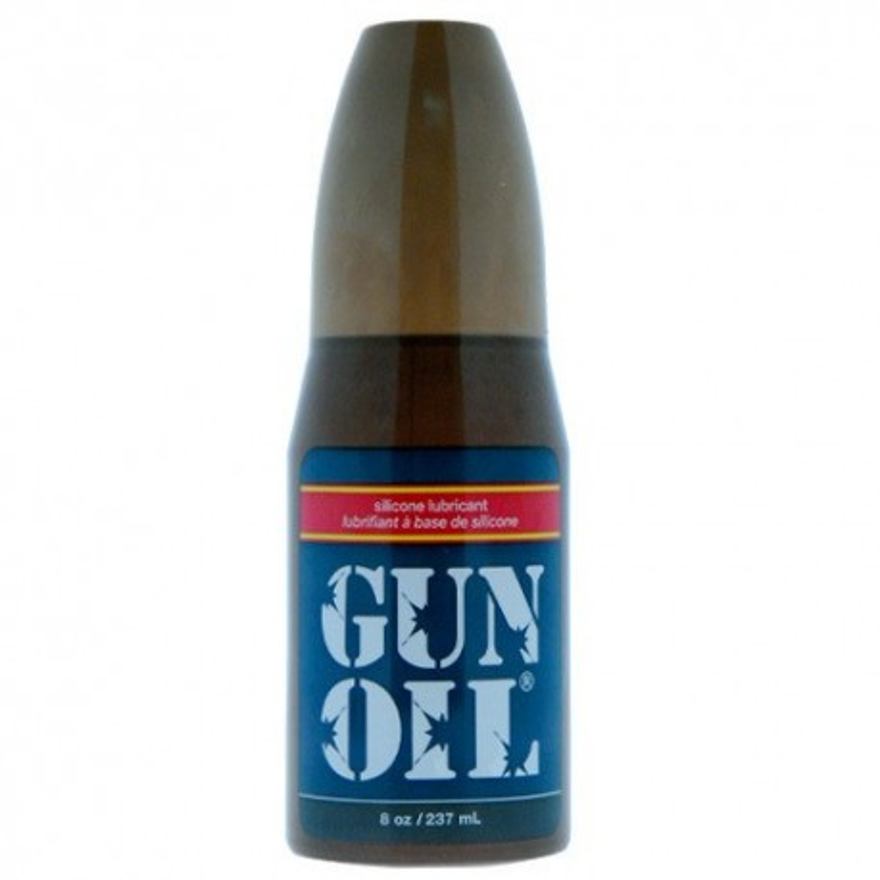 Gun Oil Silicone 8oz