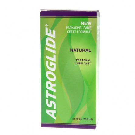 Astroglide Natural Lube 2.5oz