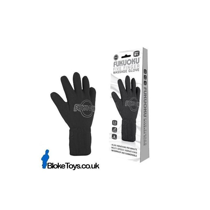 Vibrating Massage Glove