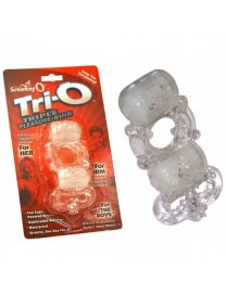 Screaming O Tri-O Pleasure Ring