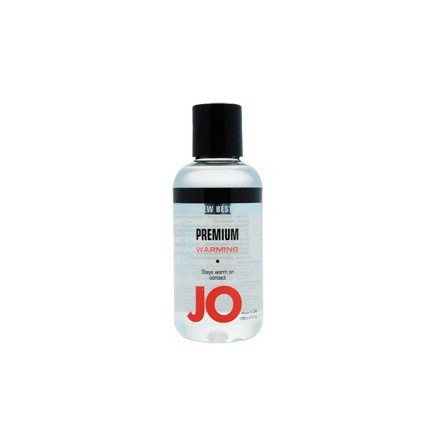 System Jo 4.5oz Warming Personal Lubricant