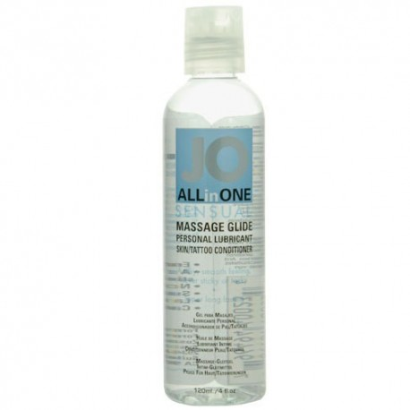 System Jo Massage Oil Unscented 120ml