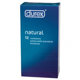 Natural Condoms 12 Pack