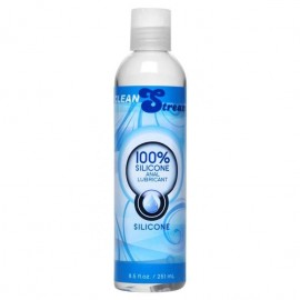 Clean Stream 100 Percent Silicone Anal Lubricant
