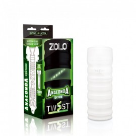 Zolo Twist Anaconda men's sex toy