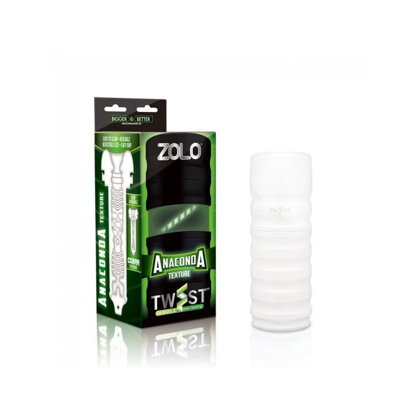 Zolo Twist Anaconda men's sex toy