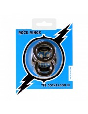 Rock Rings The Cocktagon lll 3 Pack