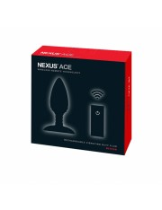 Nexus Ace Rechargeable Vibrating Butt Plug