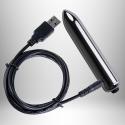 USB charging butt plug