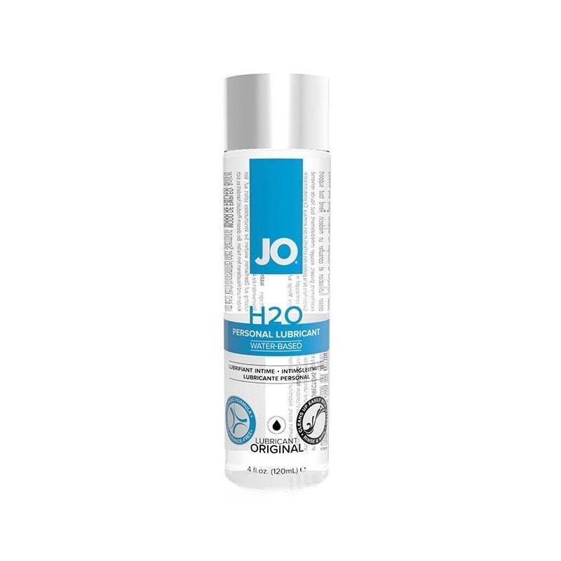 System Jo Warming H2O Lubricant 4.5oz