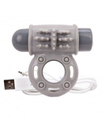 O Wow Rechargeable Cock Cock Ring