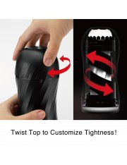 TENGA Ripple Air-Tech Twist Cup Masturbator