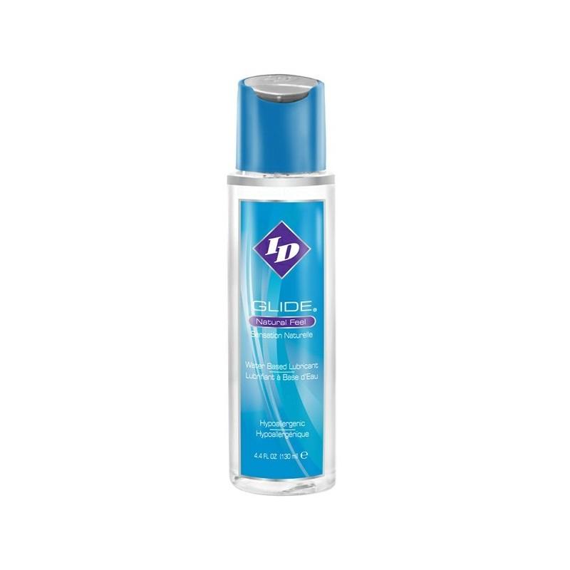 ID Glide est un lubrifiant à base d'eau disponible dans une bouteille de 4,4 onces