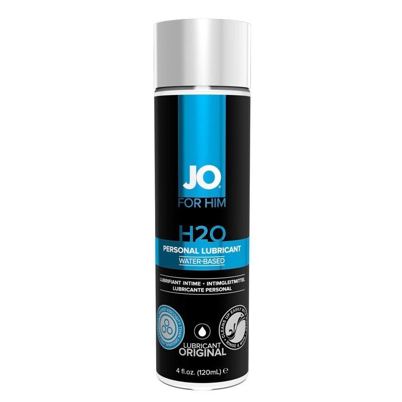 Jo For Men H20 Water Based Lube 125ml