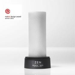 Tenga 3D Zen Masturbator est livré avec un boîtier attrayant pour l'affichage ou le stockage