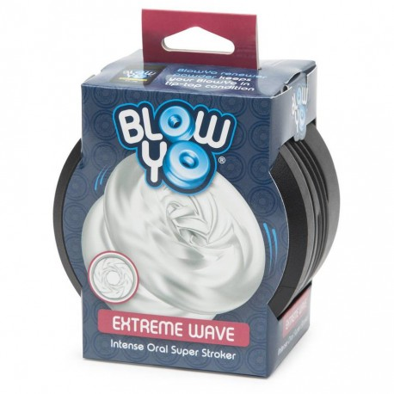 BlowYo Extreme Wave Blow Job Masturbator