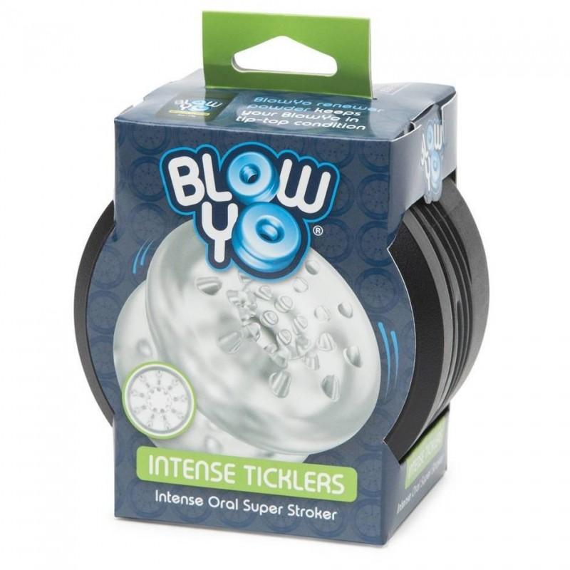 BlowYo Intense Ticklers Blow Job Masturbator