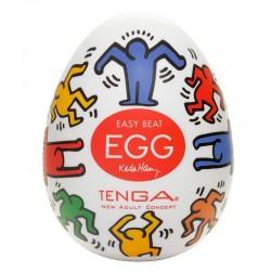 TENGA Egg Keith Haring Danse masturbateur