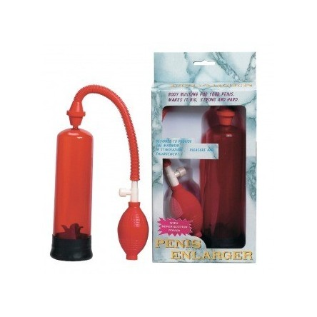 Seven Creations Red Penis Enlarger