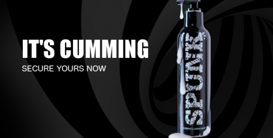 Spunk Lube is coming to BlokeToys
