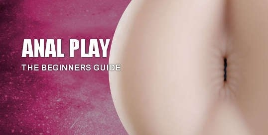 The BlokeToys beginners guide to anal play